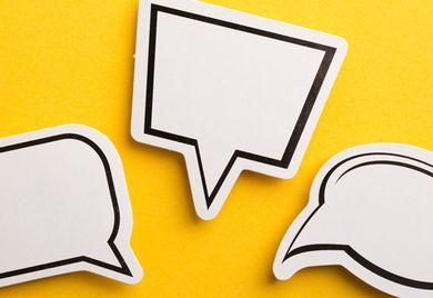 Eine Frage der Wortwahl: Während der Corona-Krise sollten Führungskräfte besonders darauf achten, wie sie mit ihren Mitarbeitern kommunizieren.