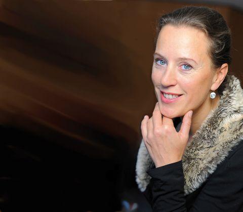 Antje Heimsoeth war Spitzensportlerin, heute trainiert die Expertin für mentale Stärke Führungskräfte.