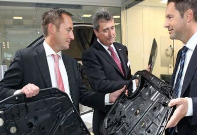 Daimler verstärkt den Einkauf in China.