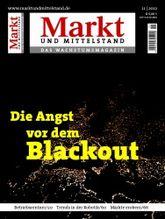Angst vor dem Blackout - Unternehmer rüsten sich für Stromengpässe