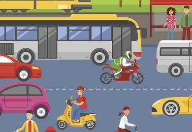 Das Mobilitätsmanagement sollte sich individuell an den Standortbedingungen des Unternehmens sowie an den Mobilitätsbedürfnissen der Beschäftigten orientieren.