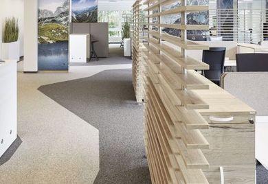 Bessere Arbeit durch bessere Architektur: In den Büroräumen von Easysoft soll Offenheit und Kreativität die Mitarbeiter inspirieren.