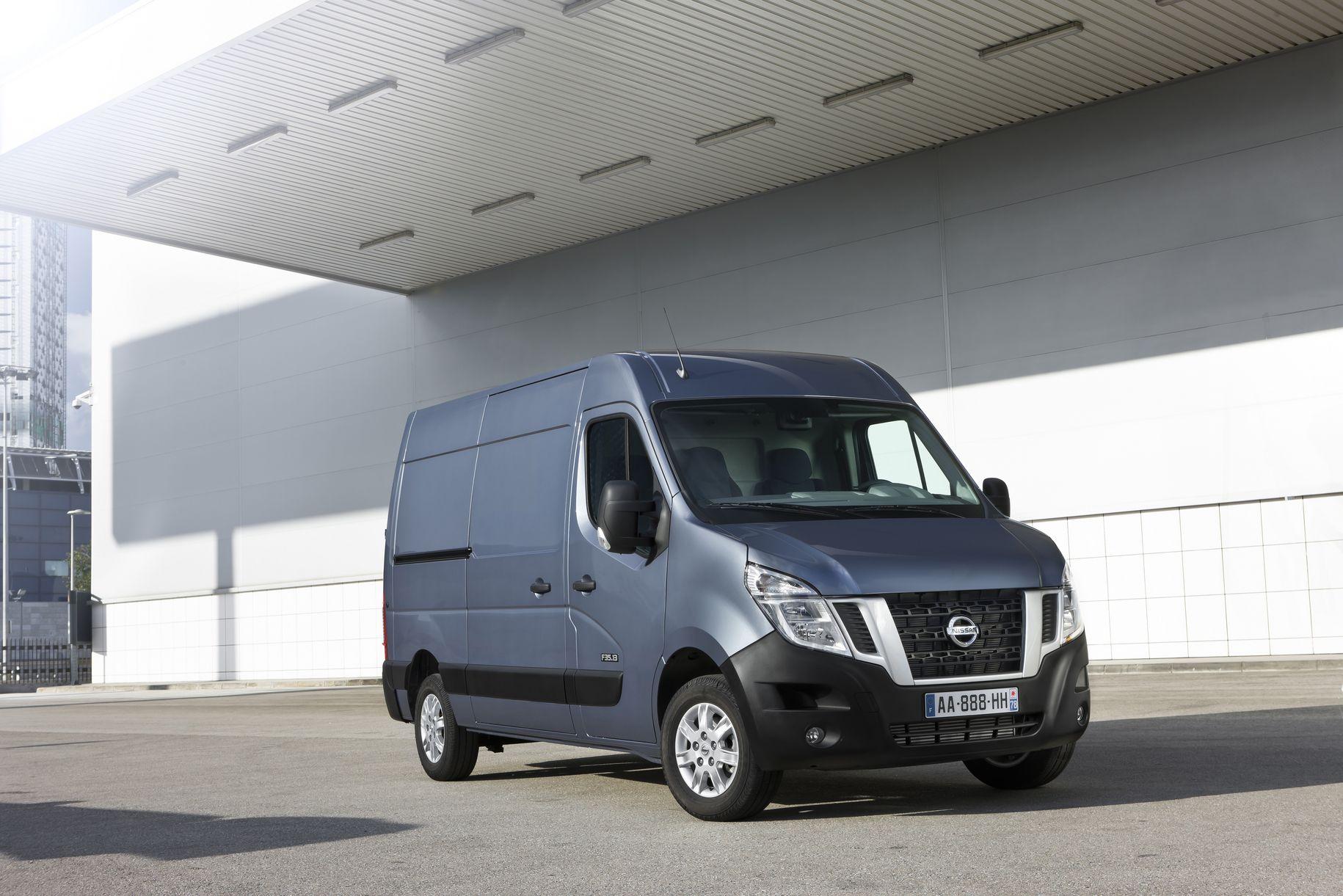 Nissan NV400 – wenig Kosten, viel Ladung