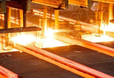 Die hohe Stahlnachfrage in China hat die Produktion von Eisenerz stark ansteigen lassen.