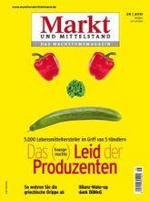 Eine Branche unter Druck – 5.000 Lebensmittelhersteller im Griff von 5 Händlern