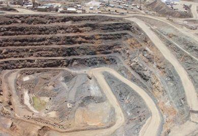 Mine für Seltene Erden: Brasilien will auch hier aktiver werden.