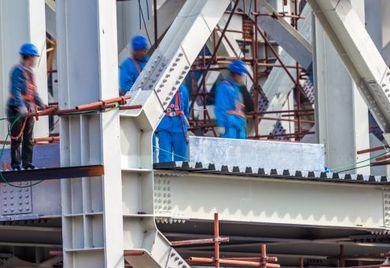 Seit Mai gilt auch für Dienstleistungen im Baugewerbe in China die Mehrwertsteuer.