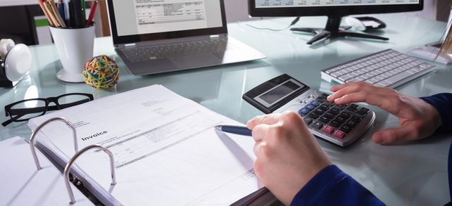 Alles im Blick behalten: Unternehmen mit einer digitalisierten Buchhaltung können besser für die Zukunft planen.
