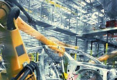 Das Werk von Opel in Ellesmere Port.