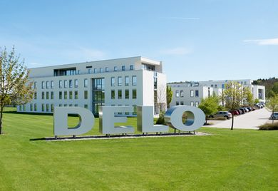 Der Industriekleberproduzent Delo ist Weltmarktführer im RFID-Bereich.