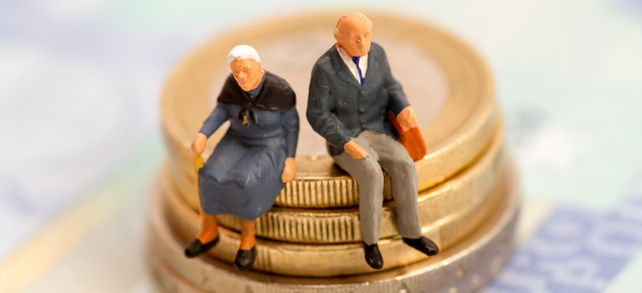 Der Mittelstand hinkt bei der bAV hinter: die betriebliche Altersversorgung ist noch nicht bei allen KMU gang und gäbe.