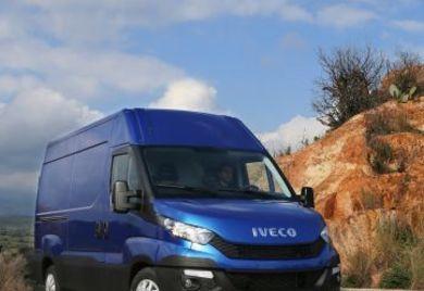 Nutzfahrzeug IAA: Importeure wie Iveco bieten preiswerte und robuste Fahrzeuge.
