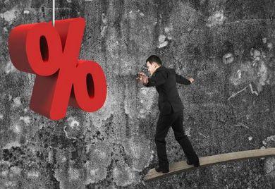 Mittelständler ignorieren die Zins-Realität und erwarten bei der Geldanlage zu hohe Zinsen, das sind die Ergebnisse einer aktuellen Studie der Commerzbank und der Fachhochschule für Mittelstand.
