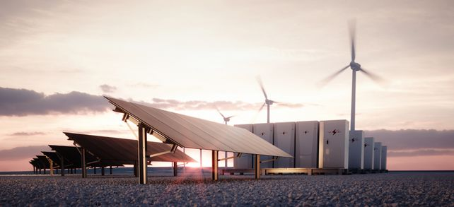 Ziel der Energieautarkie: Das Unternehmen Schmalz möchte seinen kompletten Stromverbrauch über eigene Anlagen wie ein Wasserkraftwerk decken.