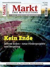 Seltene Erden - neue Förderprojekte und Recycling