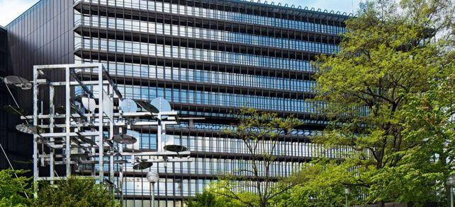 Am Europäischen Patentamt in München werden die Weichen für das neue EU-Patentrecht gestellt.  Foto Europäisches Patentamt