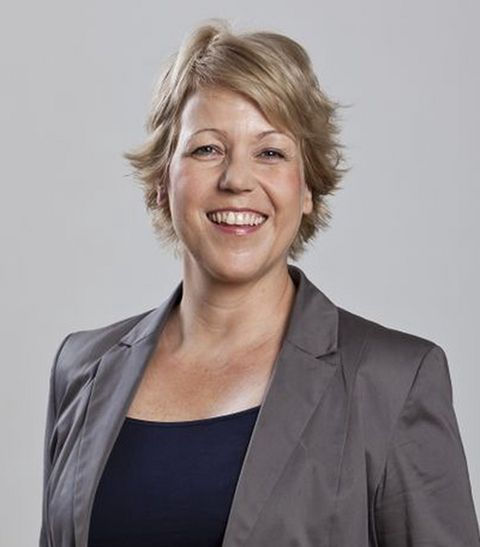 Die neue Exact-Deutschland-Chefin Marion Winkler
