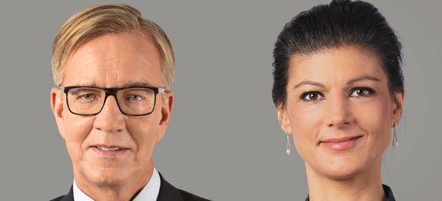 Im Doppelpack: Dietmar Bartsch und Sahra Wagenknecht sind die Spitzenkandidaten der Linkspartei.