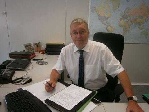 Anvis-Einkaufsleiter Wolfgang Jost