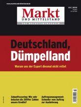 Deutschland, Dümpelland: warum uns der Export diesmal nicht rettet