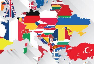 Lukrative Absatzmärkte: Ein Großteil des Exports deutscher Mittelständler geht nach Europa.