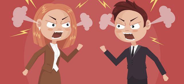 Wie Sie Auf Streit Zwischen Mitarbeitern Reagieren Können Markt