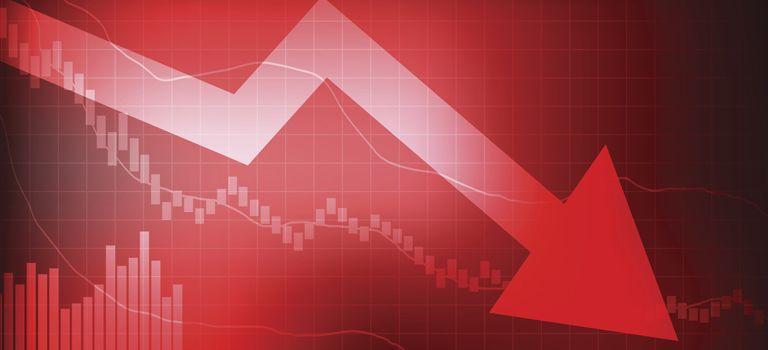 Steil bergab: Das Coronivirus bringt die Aktienmärkte zu taumeln. Börsennotierte Unternehmen dürfen jetzt nicht ihre Transparenzpflichten missachten.