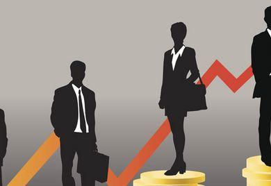 Der eine mehr, der andere weniger: Die Gehälter von Geschäftsführern unterscheiden sich von Branche zu Branche teilweise deutlich.