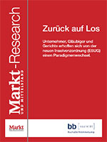 MuM-Studie: Alles über die neue Insolvenzordnung (ESUG)