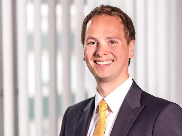 Matthias Lapp, Executive Vice President Export, U.I. Lapp GmbH, Stuttgart