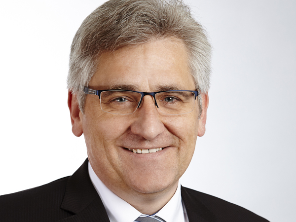 Manfred W. Schleicher, Geschäftsführender Gesellschafter, Wegener + Stapel Fördertechnik GmbH, Bergen