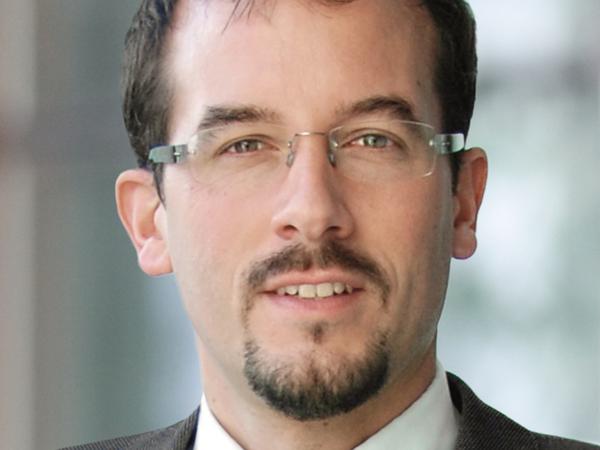 Steffen Szeidl, Mitglied des Vorstands, Drees & Sommer-Gruppe, Stuttgart