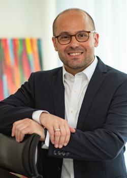 Christopher Haas ist Geschäftsführer von Haas & Co. Magnettechnik.