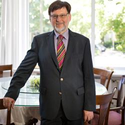 Günther Mull, Geschäftsführer von Dermalog