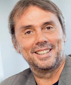 Jörg Frey ist Geschäftsführer der Haufe Group im Bereich Lexware.