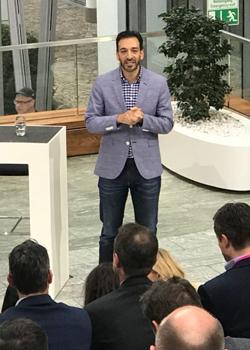 Jimmy Massatschi ist deutscher Gründer und geschäftsführender Gesellschafter von Innovantage Partners, einem unabhängigen Tech-Scouting- und Start-up-Venturing-Unternehmen mit Sitz in Tel Aviv.