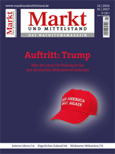 Auftritt: Trump