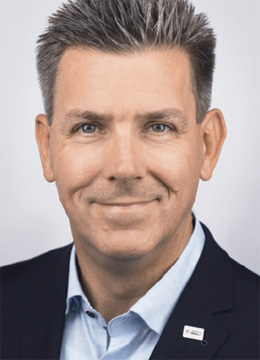 Stefan Bürkle ist Geschäftsführer des Mittelständlers Bürkle + Schöck.