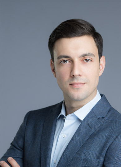 Carlos Casanova ist Economist bei Coface für die Region Asien-Pazifik und arbeitet in Hongkong.