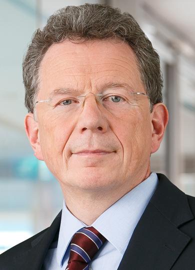 Beobachtet einen leichten Anstieg der Versicherungsprämien: Georg Bräuchle, Chief Market Officer bei Marsh