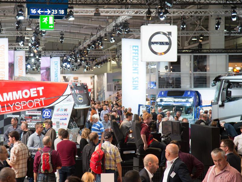 2017 waren die PKW dran, 2018 ist wieder die IAA Nutzfahrzeuge. Und die findet vom 20. bis 27. September in Hannover statt.