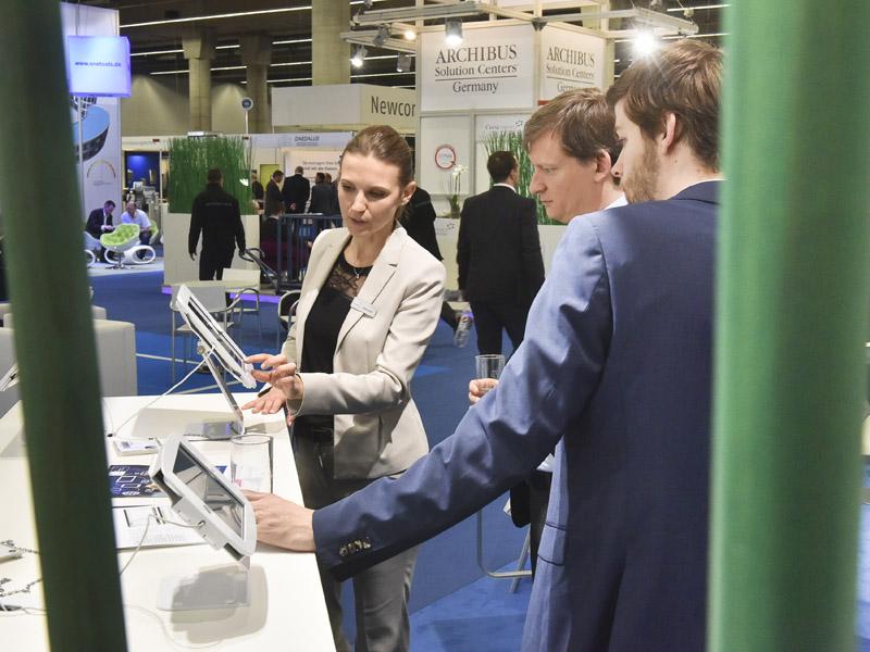 Die Inservfm ist eine Messe und ein Kongress für Facility Management und Industrieservice. 2018 findet die Veranstaltung vom 27. Februar bis 1. März in den Messehallen in Frankfurt statt.