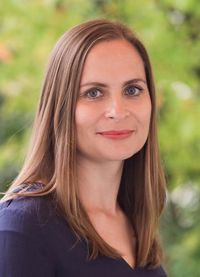 Tanja Korn ist Referentin Unternehmenskooperationen bei SOS-Kinderdorf