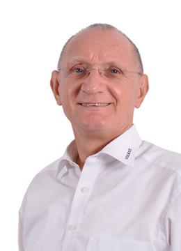 Klaus Hepp, Geschäftsführer von Vulkan do Brasil