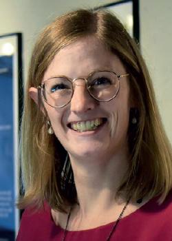 Anke Limbacher ist Lehrerin für Sozialwissenschaften und Geschichte an einer Gesamtschule in NRW.