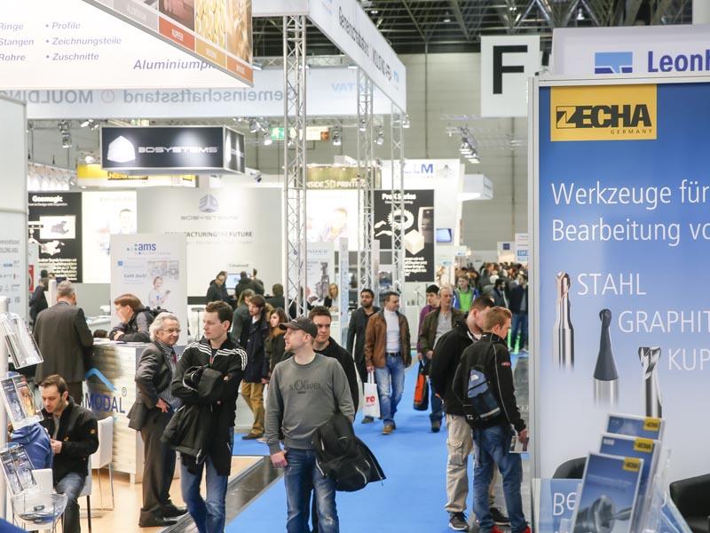 Die Metav 2018 findet vom 20. bis 24. Februar in Düsseldorf statt. Es ist die insgesamt 20. Ausgabe der internationalen Messe für Technologien der Metallbearbeitung. Bei der vorherigen Ausgabe 2016 waren etwa 600 Aussteller und 36.000 Besucher vor Ort.