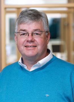 Rolf Eiting, Geschäftsführer von C.E. Schneckenflügel