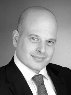 Frederic Schneider ist Geschäftsführer von AFB Anlagen- und Filterbau.