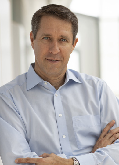 Konstatin Ebert, Executive Vice President Sales bei Teamviewer