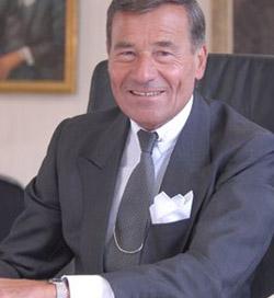 Wolfgang Grupp ist Alleininhaber von Trigema